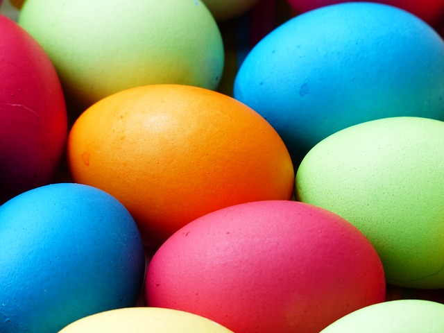 Remove Easter Egg Dye